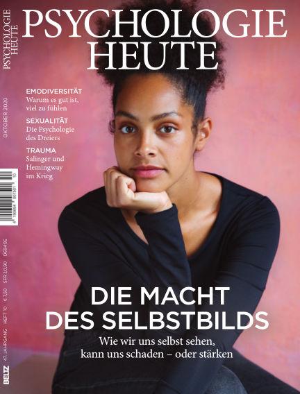 Psychologie Heute September 09, 2020 00:00