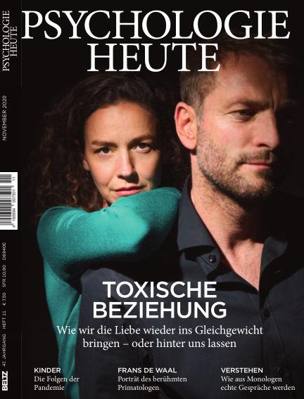 Psychologie Heute October 14, 2020 00:00