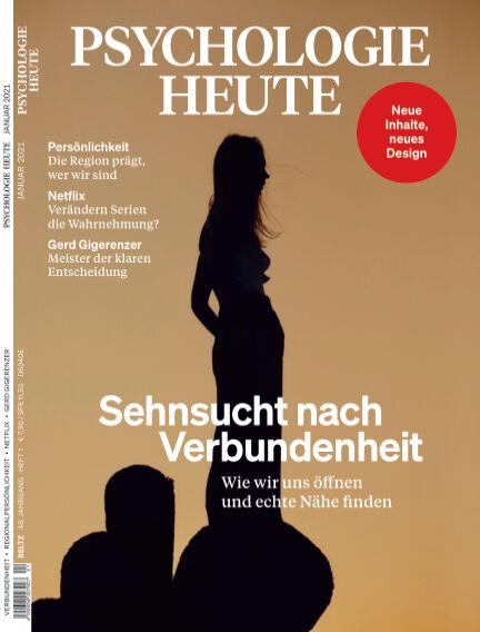 Psychologie Heute December 09, 2020 00:00