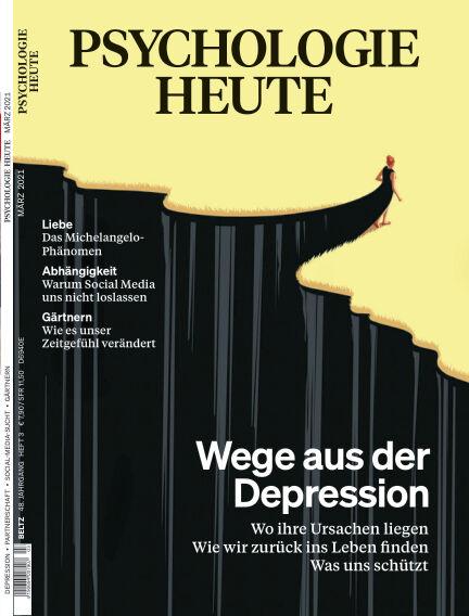 Psychologie Heute February 10, 2021 00:00