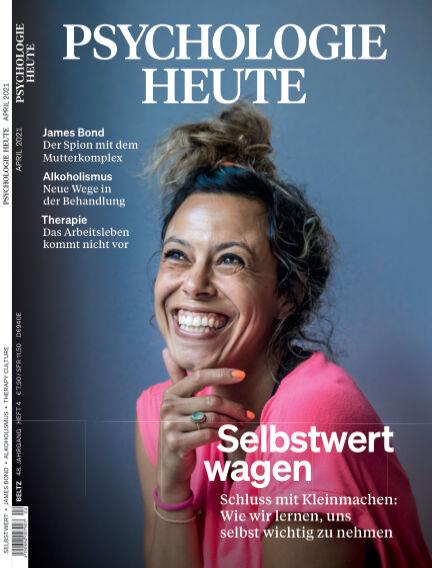 Psychologie Heute March 10, 2021 00:00