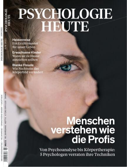 Psychologie Heute May 12, 2021 00:00