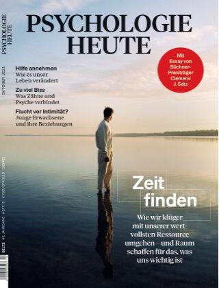 Psychologie Heute 10_2021