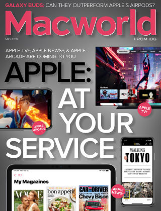 Macworld May 2019