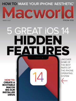 Macworld March 2021