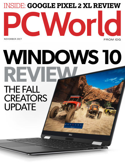 PCWorld October 31, 2017 00:00