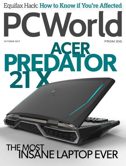 PCWorld October 03, 2017 00:00