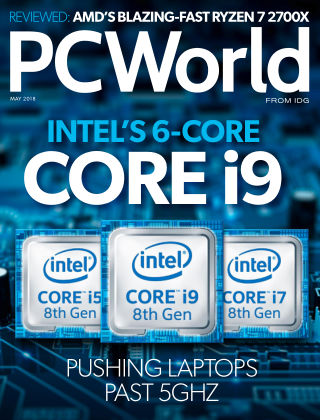 PCWorld May 2018