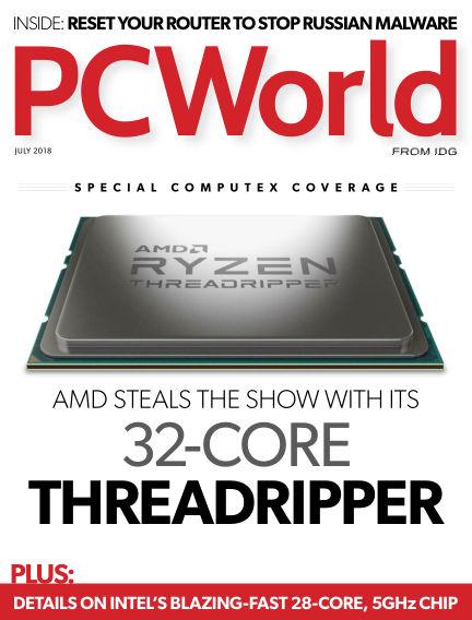 PCWorld July 03, 2018 00:00