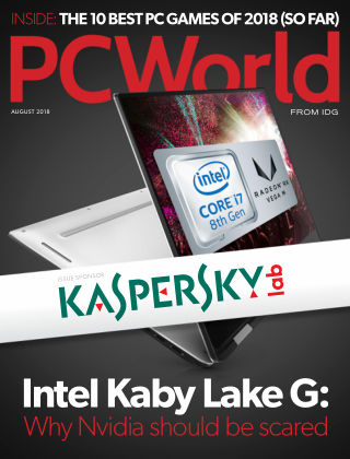 PCWorld Aug 2018