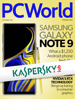 PCWorld Sep 2018