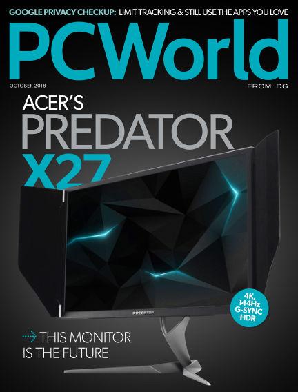 PCWorld October 02, 2018 00:00