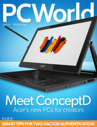PCWorld May 2019