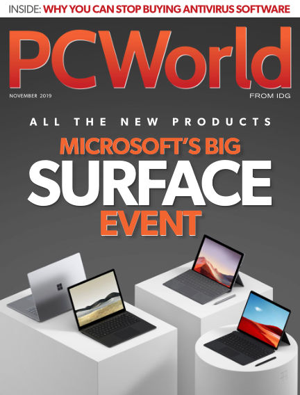 PCWorld November 05, 2019 00:00