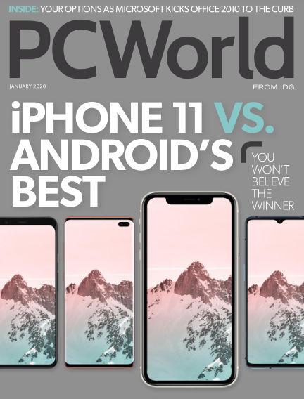 PCWorld January 09, 2020 00:00