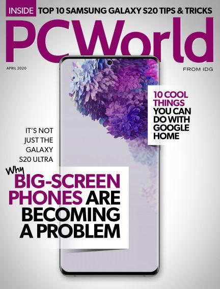 PCWorld April 07, 2020 00:00
