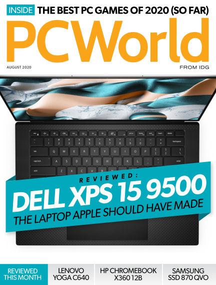 PCWorld August 04, 2020 00:00