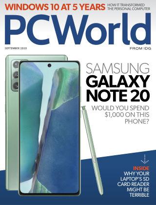 PCWorld September 2020