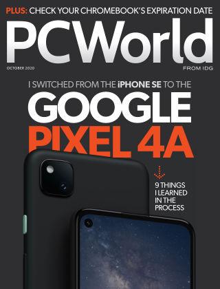 PCWorld October 2020