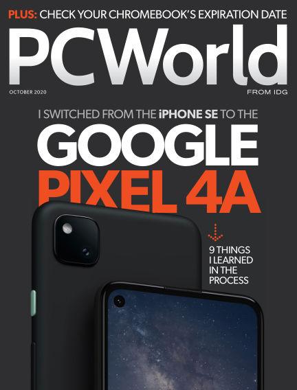PCWorld October 06, 2020 00:00