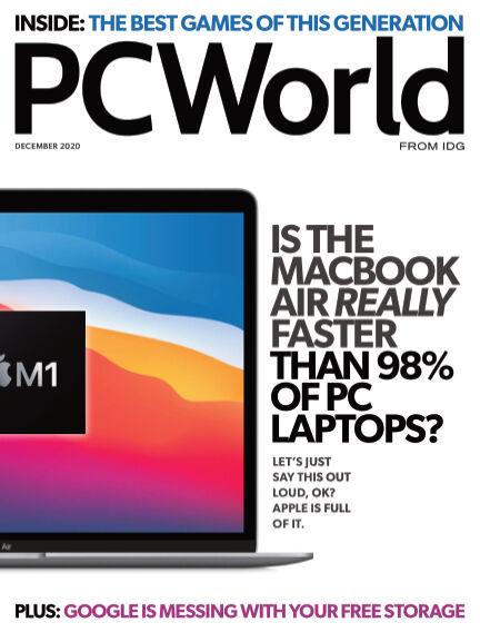 PCWorld December 02, 2020 00:00