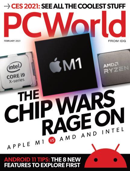 PCWorld February 02, 2021 00:00