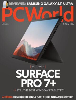 PCWorld April 2021
