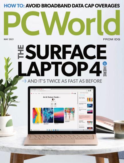 PCWorld May 04, 2021 00:00
