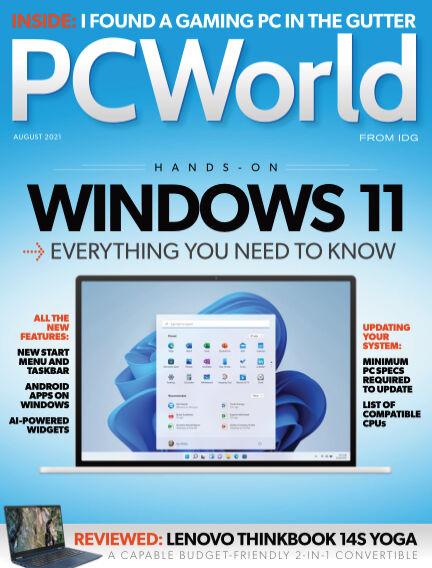 PCWorld August 03, 2021 00:00