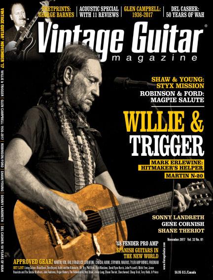 Vintage Guitar Magazine September 12, 2017 00:00