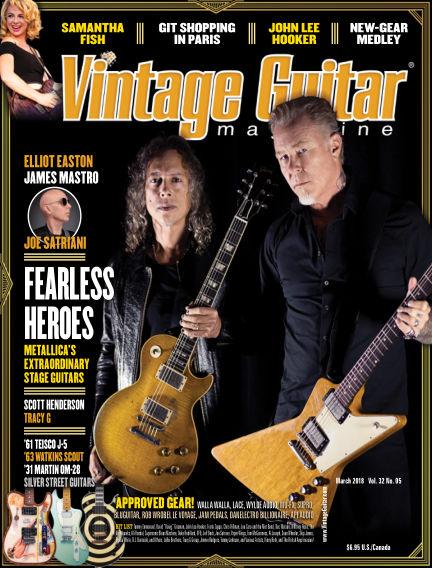 Vintage Guitar Magazine January 18, 2018 00:00