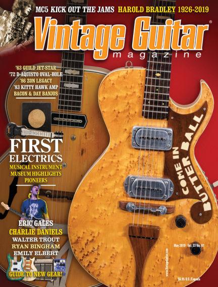Vintage Guitar Magazine March 20, 2019 00:00