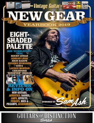Vintage Guitar Magazine 2019NGYB