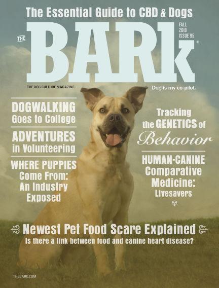 The Bark September 20, 2018 00:00