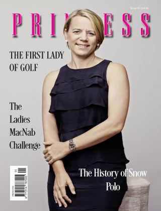 Princess January 2018
