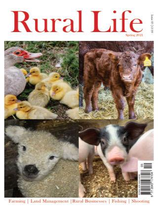 Rural Life Spring 2021