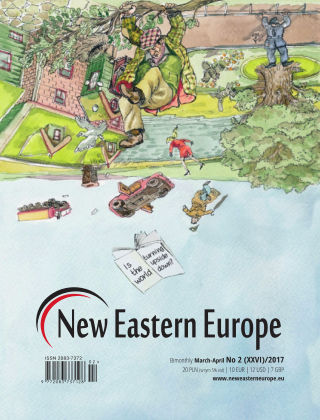 New Eastern Europe March - April 2017