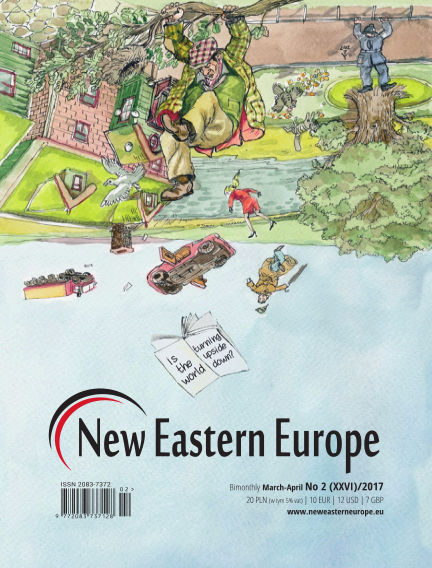 New Eastern Europe March 01, 2017 00:00