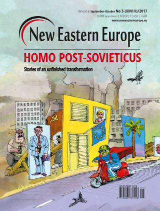 New Eastern Europe Sept - Oct 2017