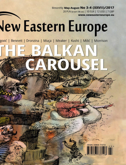 New Eastern Europe May 01, 2017 00:00