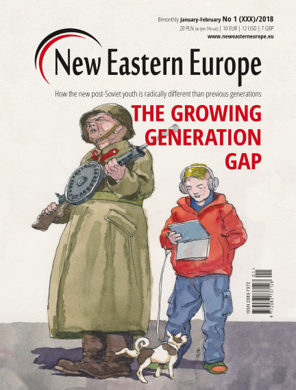 New Eastern Europe January 01, 2018 00:00
