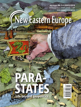 New Eastern Europe May-August 2018