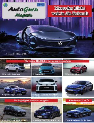 AutoGuru Ausgabe 01/2020