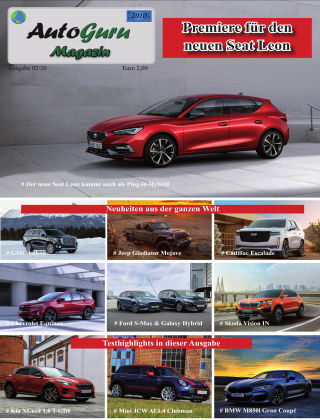 AutoGuru Ausgabe 02/2020