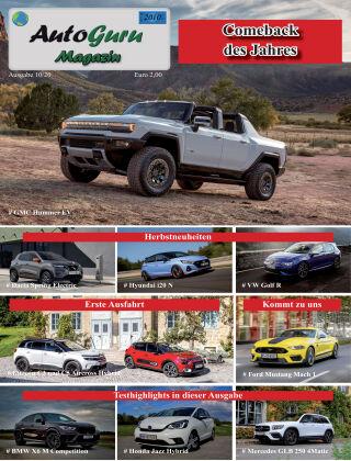 AutoGuru Ausgabe 10/2020