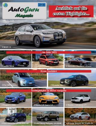 AutoGuru Ausgabe 11/2020