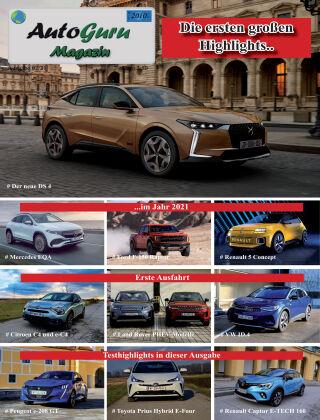 AutoGuru Ausgabe 02/2021