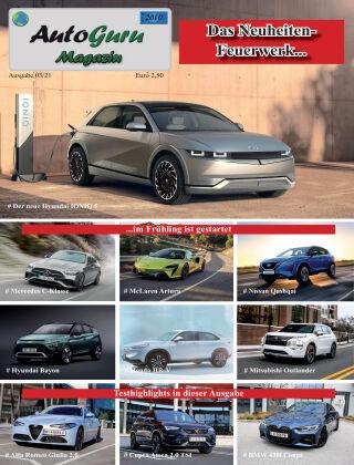 AutoGuru Ausgabe 03/2021