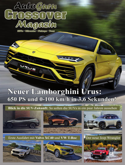 AutoGuru Spezial January 27, 2018 00:00