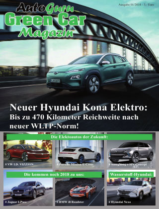 AutoGuru Spezial Green Car 01/2018